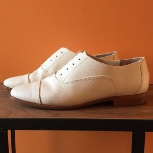 madewell clare oxfords